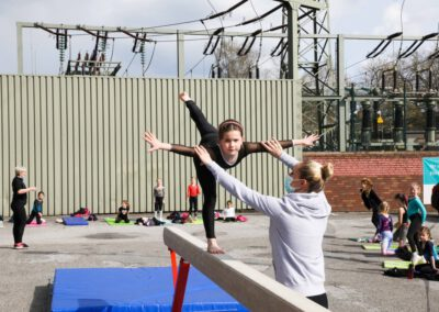 NJ Gymnastics Turnen & Akrobatik Galerie 3