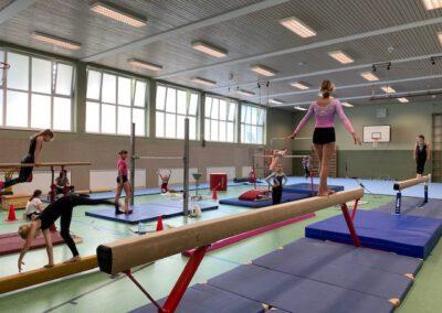 NJ Gymnastics Turnen & Akrobatik Galerie 4