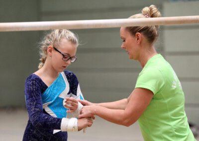 NJ Gymnastics Turnen & Akrobatik Galerie 8